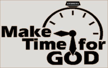 make-time-for-god