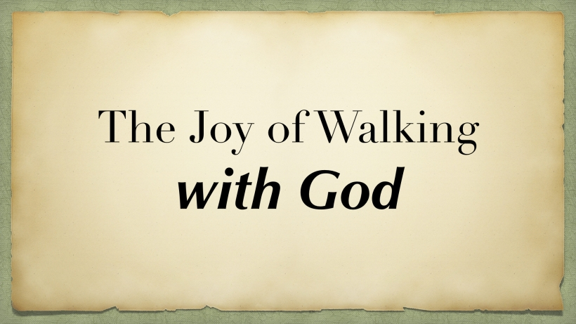 the-joy-of-walking-with-god